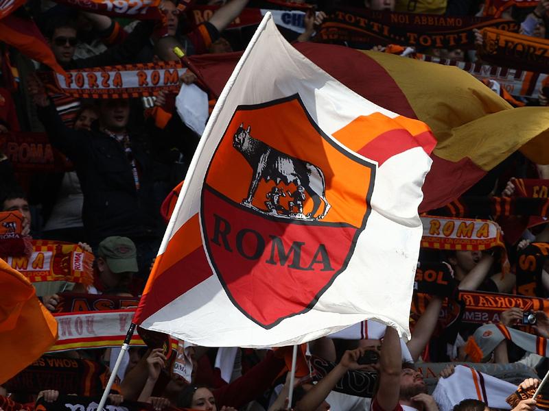 bandiera as roma